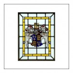 Crosby Hall Heraldic Shields - 2013
